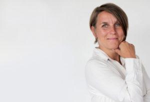 Christina Marx, die die Abteilung für Aufklärung bei der Aktion Mensch leitet.