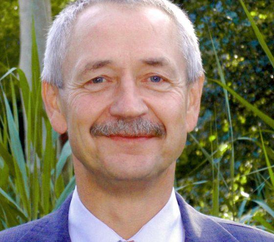 Nikolaus Nessel, der Schwerbehindertenbeauftragte bei BASF.