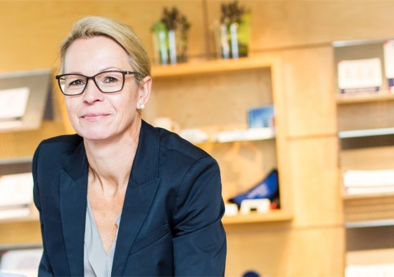 Petra Wallmann vom LWL-Integrationsamt