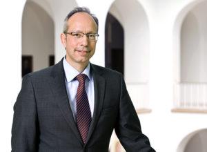 Der Direktor des Landschaftsverbandes Westfalen-Lippe, Matthias Löb.