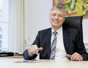 Der Dezernent für den Bereich Soziales beim Landschaftsverband Westfalen-Lippe, Matthias Münning.