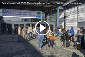 Startbild zum Videoporträt der LWL-Messe 2014